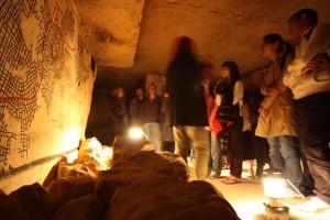 Grotten maastricht rondleiding